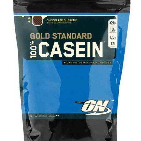 100% Casein Protein Bag 450g
