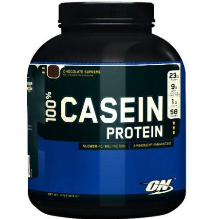100% Casein Protein Optimum 1818g