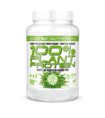 100% PLANT PROTEIN 900g